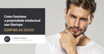 Como funciona a propriedade intelectual nas Startups